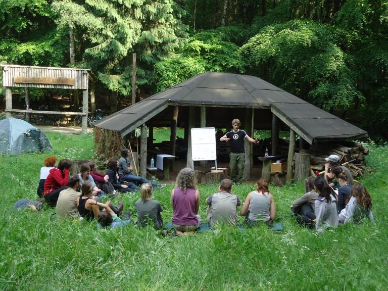 Seminar Einheimische Bäume, 14.+15.10.2017